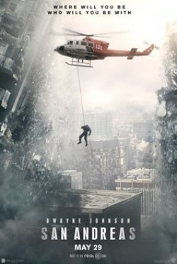 San Andreas film from Brad Peyton filmography.