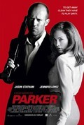 Parker - movie with Bobby Cannavale.