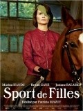 Sport de filles - movie with Josiane Balasko.