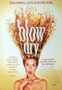 Blow Dry - movie with Bill Nighy.