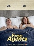 Free Agents - movie with Anthony Head.