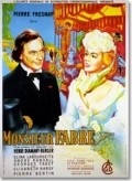 Monsieur Fabre - movie with Olivier Hussenot.