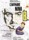 L'affaire Nina B. - movie with Nadja Tiller.