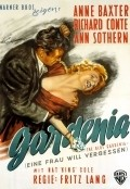The Blue Gardenia film from Fritz Lang filmography.