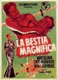 La bestia magnifica (Lucha libre) - movie with Miguel Manzano.