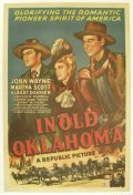 In Old Oklahoma is the best movie in Sidney Blackmer filmography.