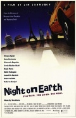 Night on Earth film from Jim Jarmusch filmography.