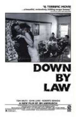 Down by Law film from Jim Jarmusch filmography.