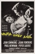 Until They Sail is the best movie in Joan Fontaine filmography.