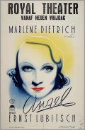 Angel film from Ernst Lubitsch filmography.