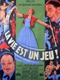 La vie est un jeu - movie with Louis de Funes.