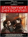 Strictement personnel - movie with Jean Bouise.