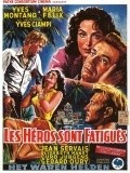 Les heros sont fatigues - movie with Yves Montand.