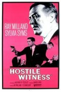 Hostile Witness - movie with Ray Milland.