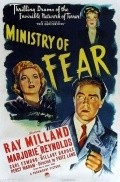 Ministry of Fear film from Fritz Lang filmography.