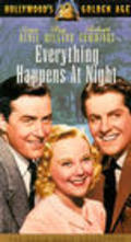 Everything Happens at Night - movie with Fritz Feld.