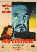 Non coupable - movie with Robert Dalban.