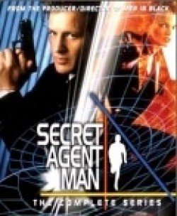 Secret Agent Man film from Sarah Pia Anderson filmography.