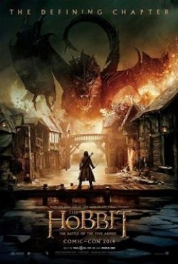 The Hobbit: The Battle of the Five Armies film from Peter Jackson filmography.