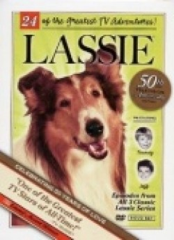 Lassie - movie with George Cleveland.