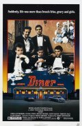 Diner film from Barry Levinson filmography.