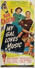 My Gal Loves Music - movie with Alan Mowbray.