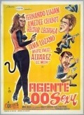 Agente 00 Sexy - movie with Pancho Cordova.