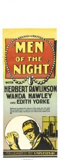 Men of the Night - movie with Herbert Rawlinson.