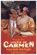 The Loves of Carmen - movie with Dolores del Rio.