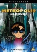 Metropolis - movie with Keith Carradine.