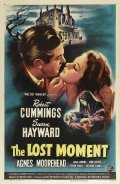 The Lost Moment - movie with Agnes Moorehead.