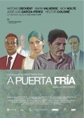 A puerta fría - movie with Cesareo Estebanez.