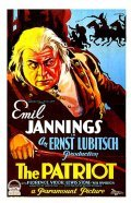 The Patriot film from Ernst Lubitsch filmography.