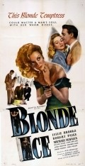 Blonde Ice - movie with Walter Sande.