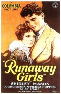 Runaway Girls - movie with Edward Earle.