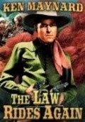 The Law Rides Again - movie with Ken Maynard.
