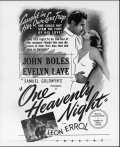 One Heavenly Night film from George Fitzmaurice filmography.