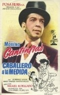 Caballero a la medida - movie with Cantinflas.