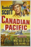 Canadian Pacific - movie with Walter Sande.