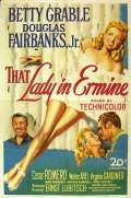 That Lady in Ermine film from Ernst Lubitsch filmography.