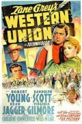 Western Union film from Fritz Lang filmography.