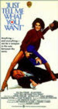 Just Tell Me What You Want - movie with Tony Roberts.