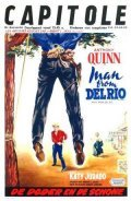 Man from Del Rio - movie with Anthony Quinn.