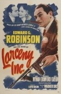 Larceny, Inc. - movie with Anthony Quinn.