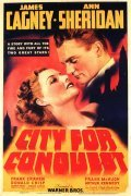 City for Conquest film from Anatole Litvak filmography.
