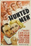 Hunted Men - movie with Anthony Quinn.