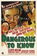 Dangerous to Know - movie with Anthony Quinn.