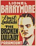 Broken Lullaby film from Ernst Lubitsch filmography.