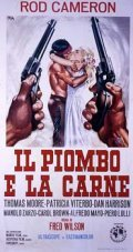 Il piombo e la carne - movie with Carla Calo.