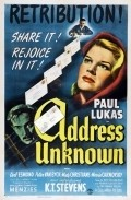 Address Unknown is the best movie in Mady Christians filmography.